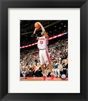 Framed Richard Hamilton - '06 / '07 Action