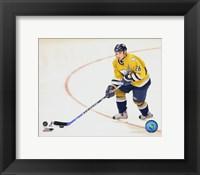 Framed Steve Sullivan - '06 / '07 3rd Jersey