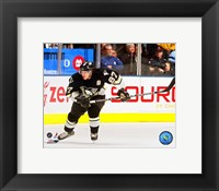 Framed Sidney Crosby - '06 / '07 Home Action