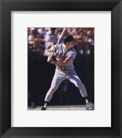 Framed Dale Murphy - 1987 Action