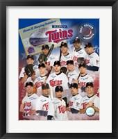 Framed Twins - 2007 Team Composite