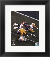 Framed John Elway - 1998 Action (S.B. XXXII )