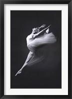 Framed Grace In Motion