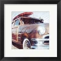 Framed Classic Woody