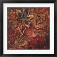 Framed Seraphic Floral