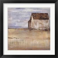 Framed Barn & Field I