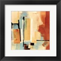 Framed Desert Oasis II