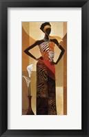 Framed Amira