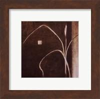 Framed Grass Roots I