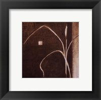 Framed Grass Roots I