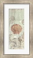 Framed Seaside Heirloom I