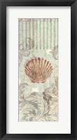 Seaside Heirloom I Framed Print