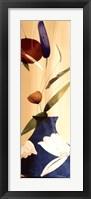 Splendid Bouquet I Framed Print