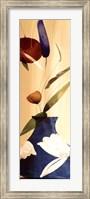 Framed Splendid Bouquet I