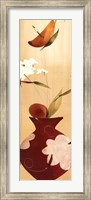 Framed Splendid Bouquet II