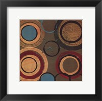 Framed Circle Designs I