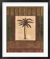 Framed Classic Palm I