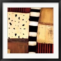 Framed Pattern of Life II