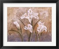 Fleurs Meditatives I Framed Print