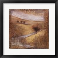 Waterside II Framed Print