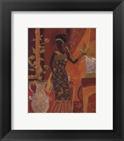 One Fine Lady Framed Print