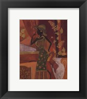 Another Fine Lady Framed Print