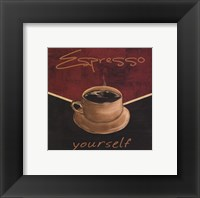 Framed CoffeeDeja Brew