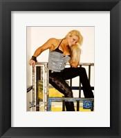 Framed Beth Phoenix - #431