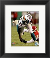 Framed Ronnie Brown - 2007 Action