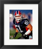 Framed Paul Posluszny - 2007 Action