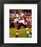 Framed Jason Campbell - 2007 Passing Action