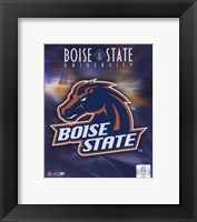 Framed Boise State University Logo