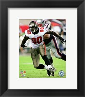 Framed Gaines Adams - 2007 Action