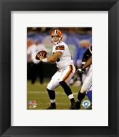 Framed Brady Quinn - 2007 Action