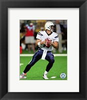 Framed Philip Rivers - 2007 Action