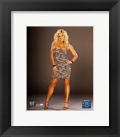 Framed Torrie Wilson - #430