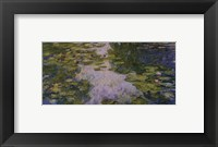 Framed Water Lilies, 1917/1919