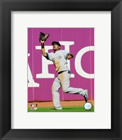 Framed Melky Cabrera - 2007 Fielding Action