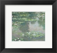 Framed Water Lilies (I), 1905