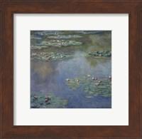 Framed Water Lilies (II), 1907