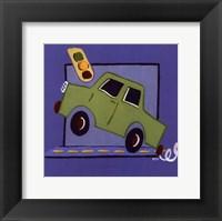 Framed Kiddie Car
