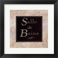 Framed Salle de Bains