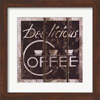 Framed Dee-Licious