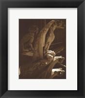 Framed Gargoyle