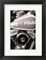 Framed NYPD