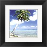Framed Paradise IV
