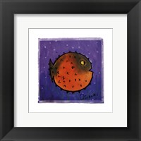 Bloat Framed Print