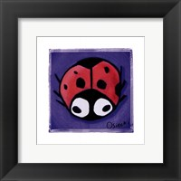 Dot Framed Print