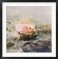 Framed Waterlily Pond, 1908 (detail II)