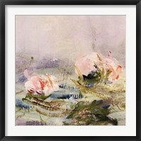 Framed Waterlily Pond, 1908 (detail I)